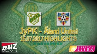 JyPK - Åland United 15.7.2017 Highlights!