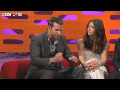 Bradley Cooper The Sexiest Man Alive - The Graham Norton Show - Series 10 Episode 6 - BBC One