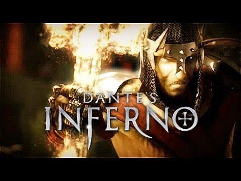 Dantes Inferno All Cutscenes (Game Movie) 1080p