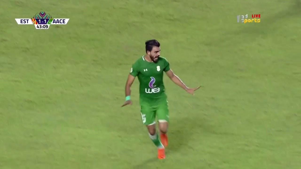 أهداف مباراة الترجي التونسي  - الاتحاد السكندري  كأس العرب للأندية الأبطال