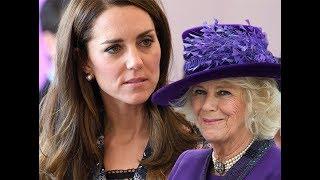 Кейт Миддлтон  или Камилла, кто станет следующей королевой?