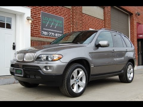2004 bmw x5 sport package walkaround presentation at. Black Bedroom Furniture Sets. Home Design Ideas