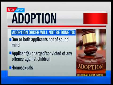 News Centre: Adoption and identity in Kenya
