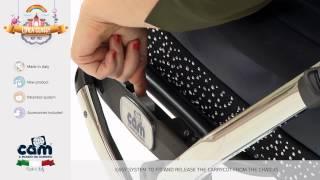 Video: Cam Linea Classy lapsevanker