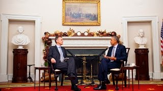 President Obama's Interview With Npr's Steve Inskeep - December 2015