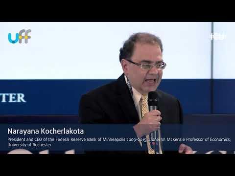 #UkrFinForum18 -- Narayana Kocherlakota keynote speech (UKR)