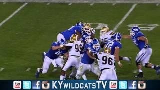 Kentucky Wildcats TV: Kentucky 48 Alabama State 14