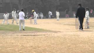 cricket match dps east of kailash vs modern vasant vihar under 10 years