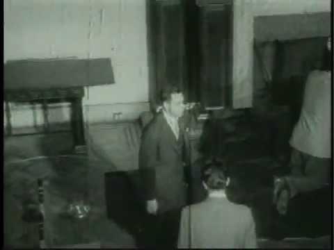 Primera transmisión de TV en Colombia - 13 de junio de 1954