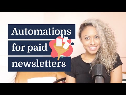 5 newsletter automations to scale your growth