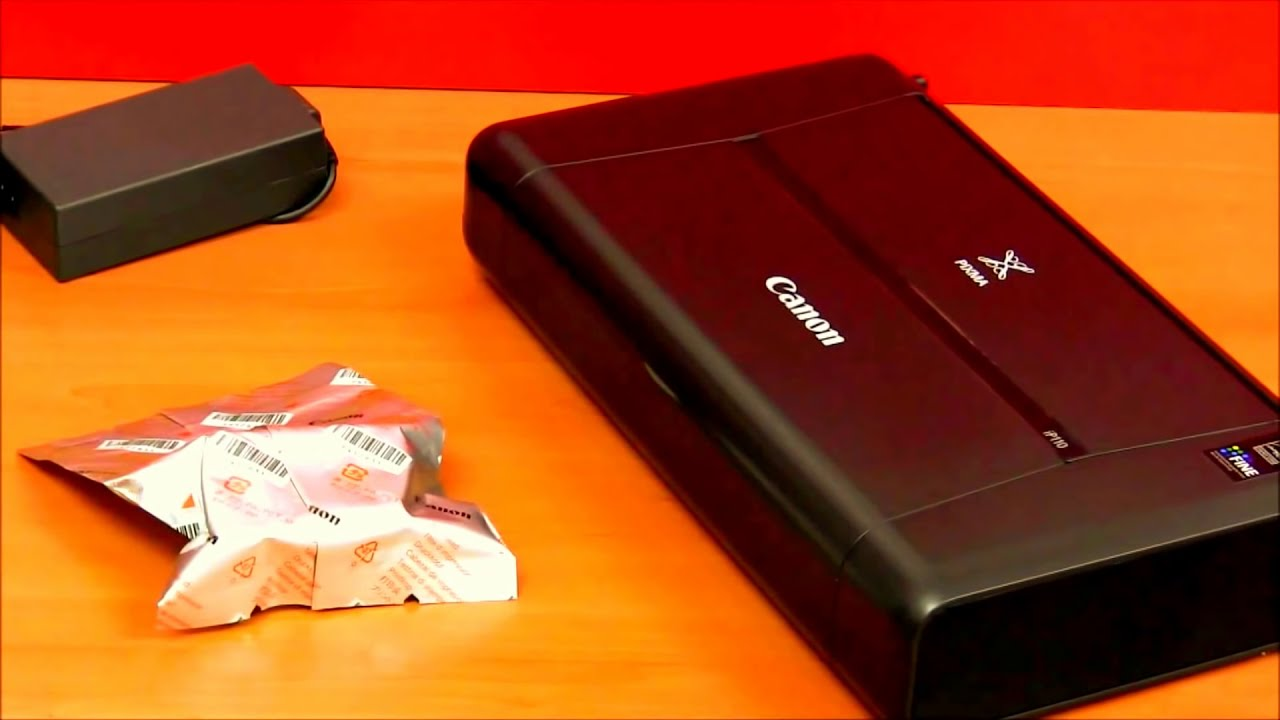 Pixma iP110 WiFi Setup, Airprint and Access Point Mode ...