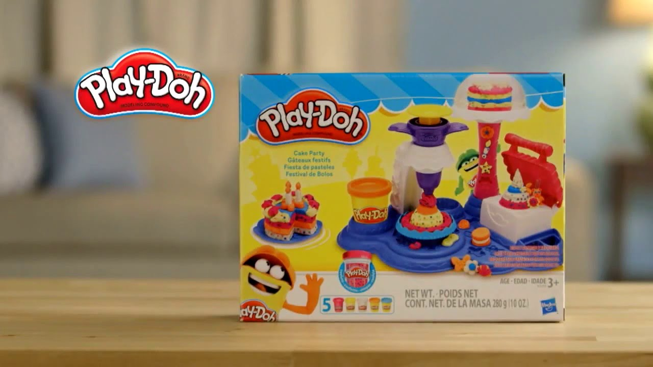 Плей до Фабрика пирожных Frosting Fun Bakery Playset Sweet Shoppe .
