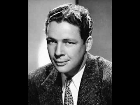 KENNY BAKER SINGS -  MOON OVER MIAMI   1936 BROADCAST