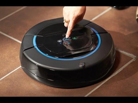 Моющий Робот-пылесос. Мой помощник по дому. - YouTube