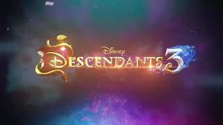 "Sarah Jeffery - Queen of Mean (remix) first look | Disney ""hall of villains"