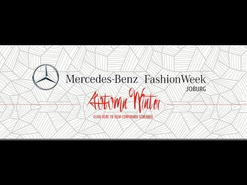 MBFW Joburg Live Stream Thursday (20 March 2014)