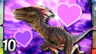 ARK: Survival Evolved Ragnarok - RAPTOR LOVE