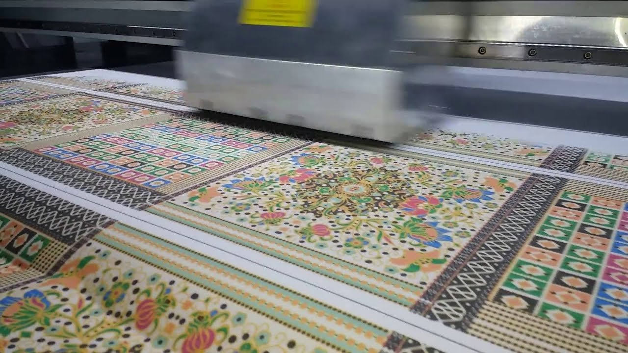 KET-Direct Fabric printing machine