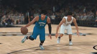 NBA 2K18 My Career - Broke Lakers Record! PS4 Pro 4K Gameplay