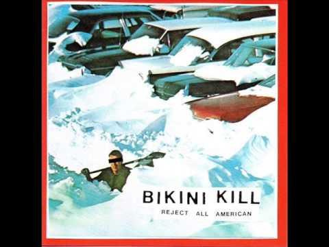 Bikini Kill - Reject all american FULL ALBUM