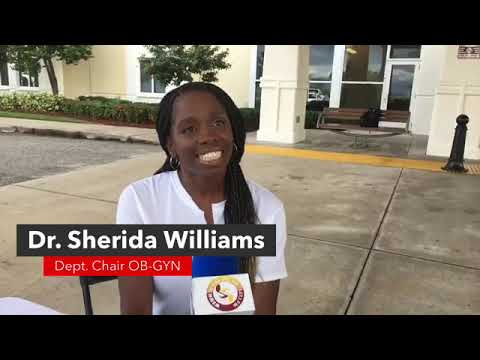 Dr Sherida Williams Dept Chair OBGYN Lakeside MC