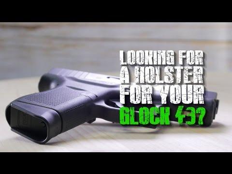 Vedder LightTuck - Glock 43 - Best Concealed Carry Holster