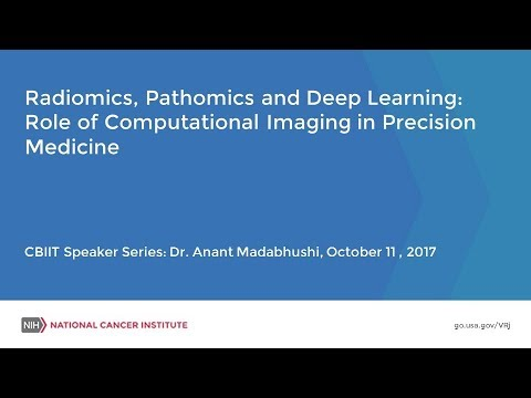 Radiomics, Pathomics and Deep Learning: Role of Computational Imaging in Precision Medicine