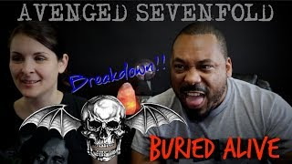 Avenged Sevenfold Buried Alive Reaction!!