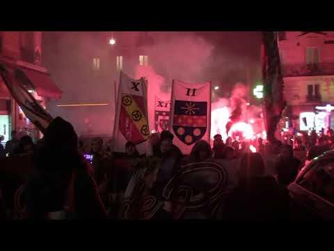 Marche de la Fierté Parisienne 2018 : Paris Fierté honore Sainte-Geneviève.