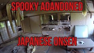 HAIKYO! Abandoned Hot Spring and Hotel (Kansai Rider Japan Motovlog 130)