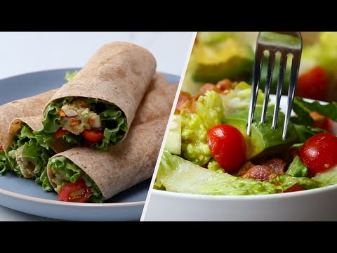 Five Make-Ahead Work Lunches That Don't Need Reheating •Tasty