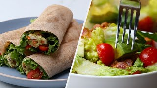 Five Make-Ahead Work Lunches That Don't Need Reheating • Tasty
