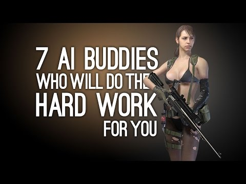 7 AI Buddies Who Will Do the Hard Work for You, Hero