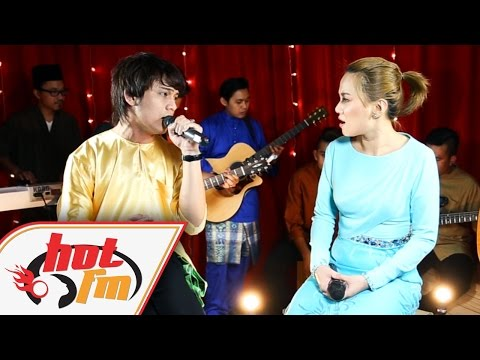 AKIM & STACY DUET - POTRET NOT FOR SALE (LIVE) - Akustik Hot - #HotTV DUET