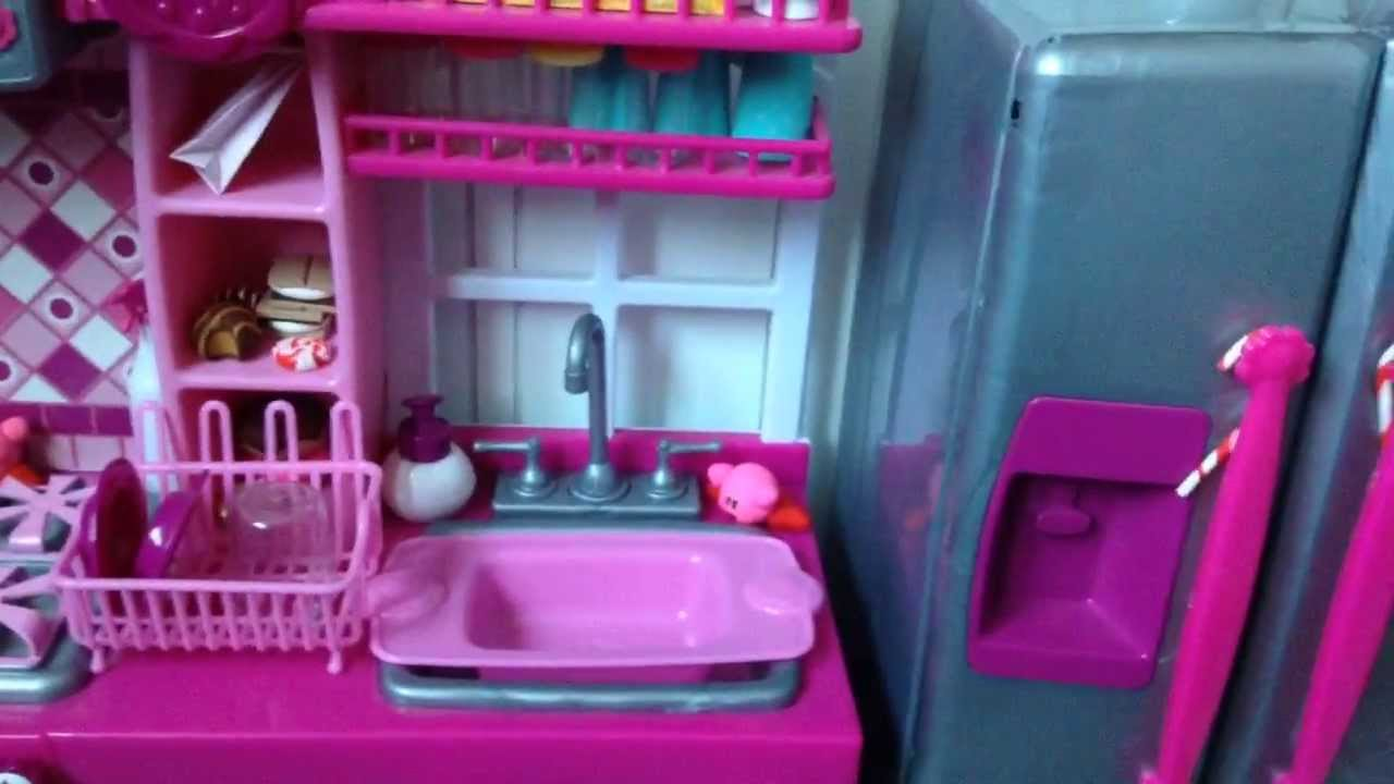 Review of the Our Generation Kitchen set! - YouTube