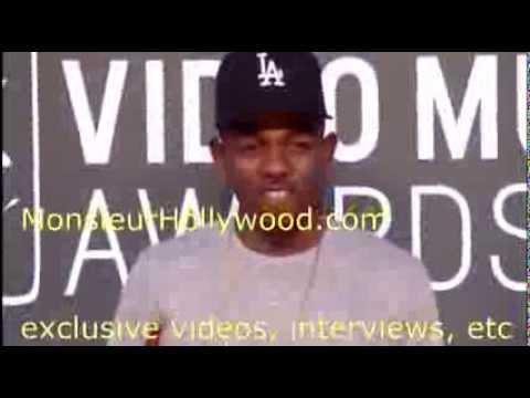 Download Kendrick Lamar Red Carpet MTV VMAs