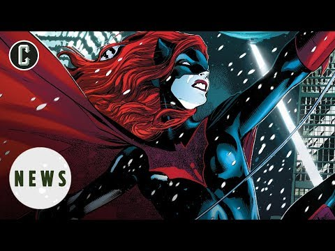 Next CW Crossover Will Introduce Batwoman and Gotham City