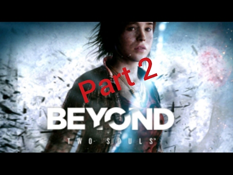 The Embassy (beyond two souls part 2)