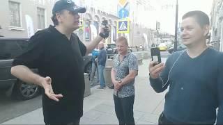 Задержание Паркмена Провокаторы Серб