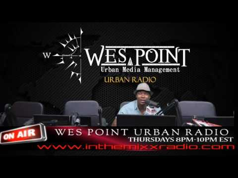 Wes Point Radio featuring Just Noly and DJ Hanz with guest, fashion icon Clavon Leonard
