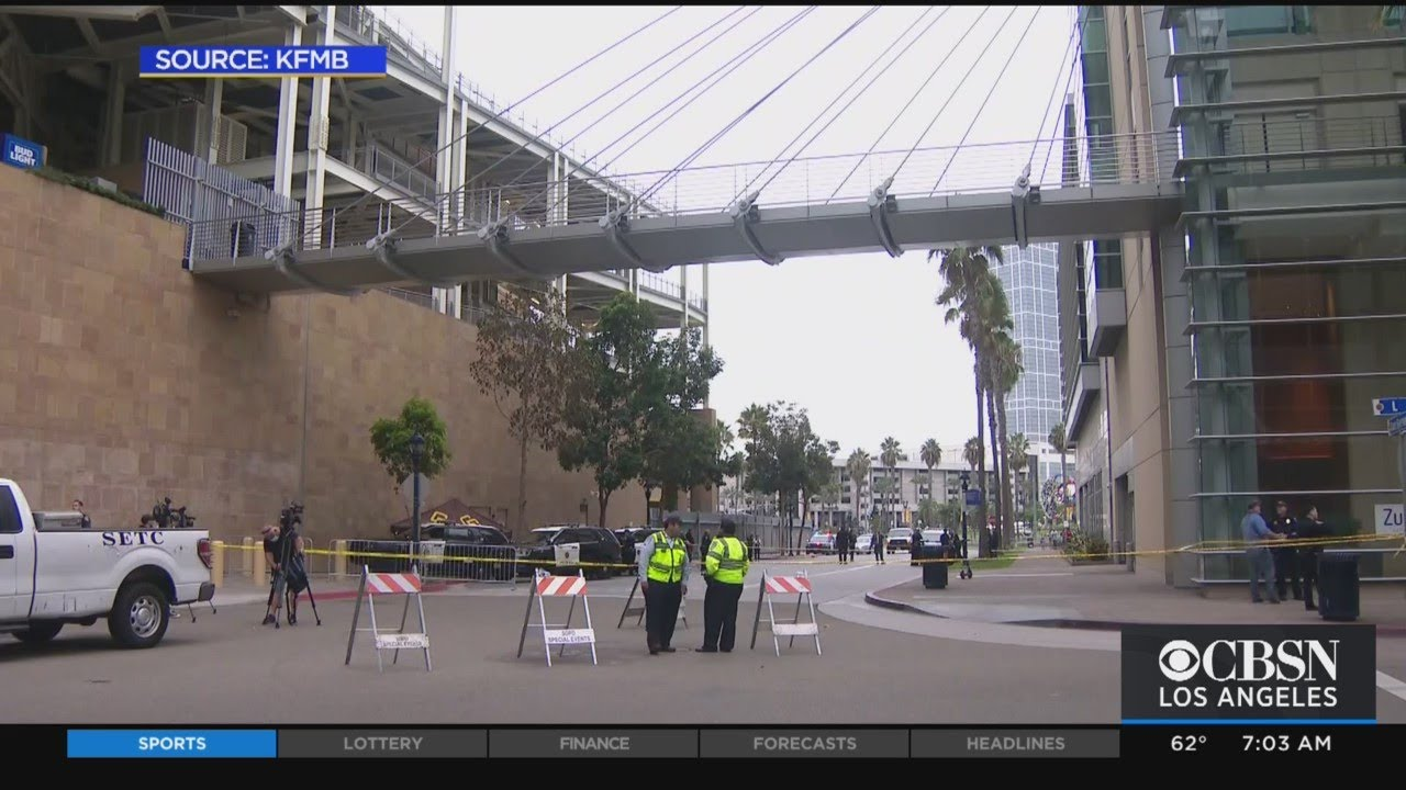Petco Park: Mother and toddler fall to their deaths at San Diego ...