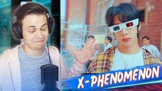 MONSTA X - X-Phenomenon (MV) РЕАКЦИЯ K-POP