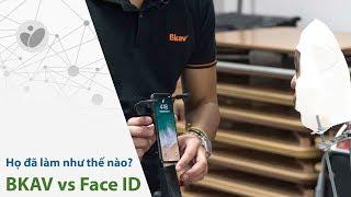 Face ID trên iPhone X đã bị BKAV lừa mở khóa như thế nào?