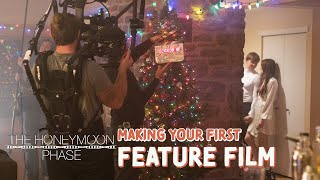 Making Your First Feature Film - The Honeymoon Phase Interview Pt 2