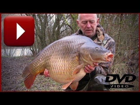CARP FISHING - FREE SPIRIT BIG CARP CHALLENGE DVD FULL