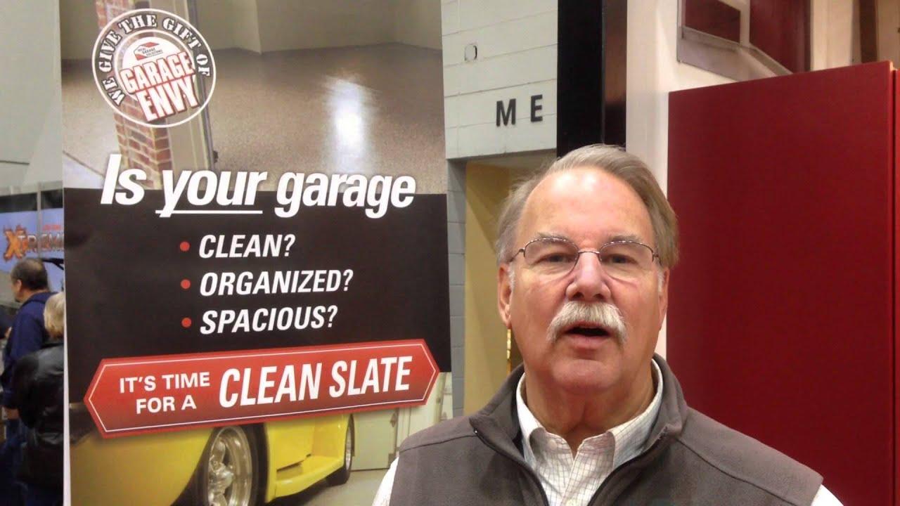 2015 Cincinnati Home Garden Show Customer Testimonial