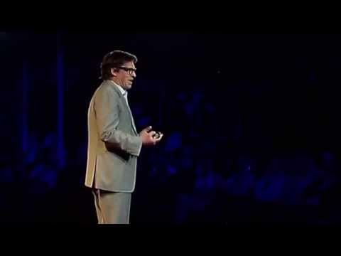 The power of play: Johann Koss at TEDxLakeGeneva