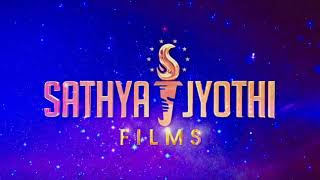 Sathya Jyothi Films (India) 4K Logo