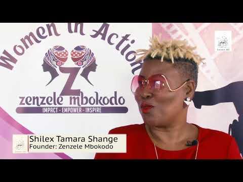 Musa Zulu Zenzele Mbokodo Women's Business Breakfast