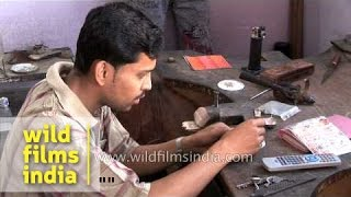 Jewellery Stone Refining Workshop In India